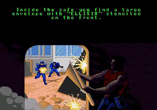 Just Gave Up On - Shadowrun (Genesis) - ALEX BEVILACQUA